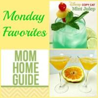 Monday Favorites (April 27) - Link Up  Party Picks