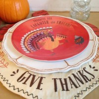 Holiday Craftacular Blog Hop & Linky: Pottery Barn Inspired Tablescape