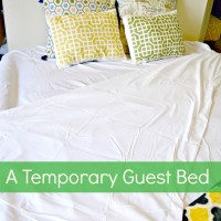 Putting Up Guests Without a Guest Room
