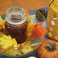 Fall Front Porch & Tabletop Decor