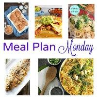 Meal Plan Monday (February 20)