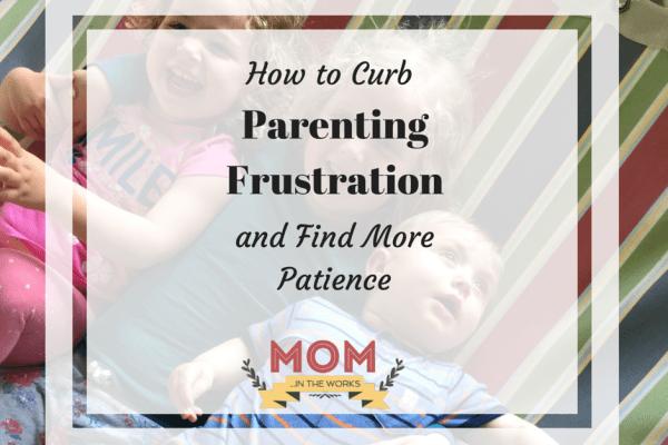 Parenting Frustration