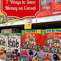 7 Best Ways to Save Money on Cereal