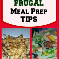 5 Easy Frugal Meal Ideas and Prep Tips