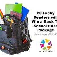 Back to School Cash Sweepstakes!