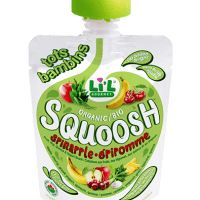 Spin Apple Squoosh- Healthy Snack from Baby Gourmet #Giveaway