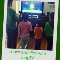 Leap into Gaming with LeapFrog's LeapTV #MommyParties