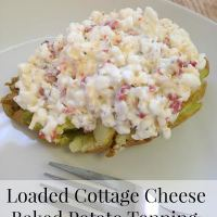 Create Healthy Cottage Cheese Recipes with Gay Lea #GayLeaMom