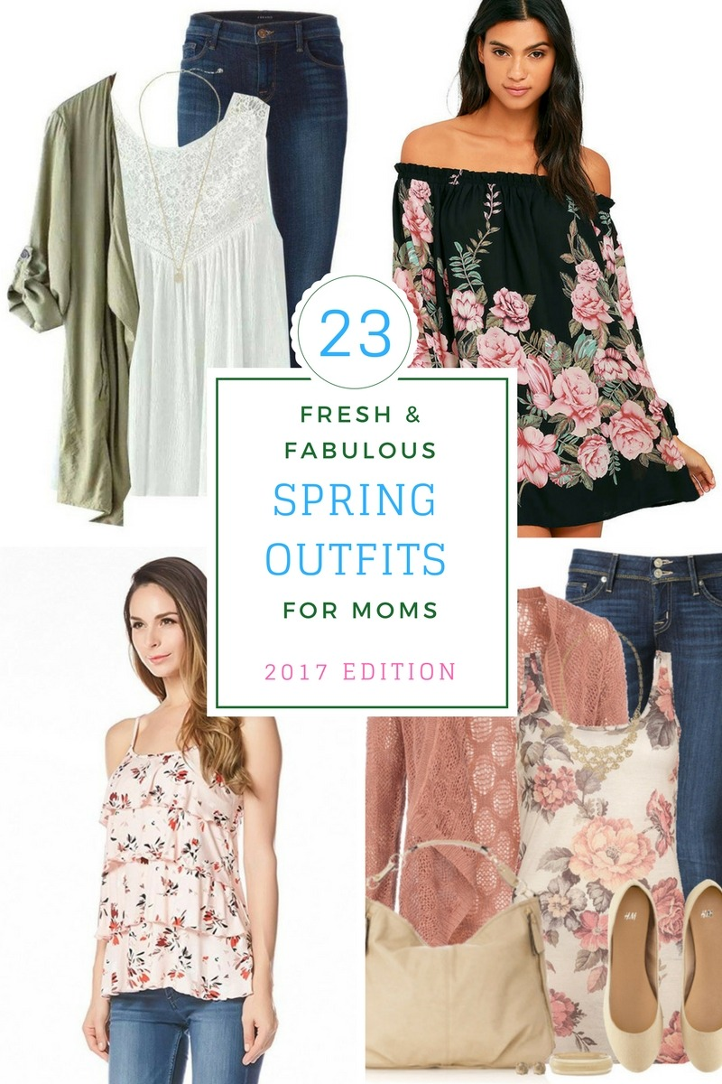 Outfits 2017 23 Fresh Fabulous Spring Outfits For Moms 2017 Edition Mom