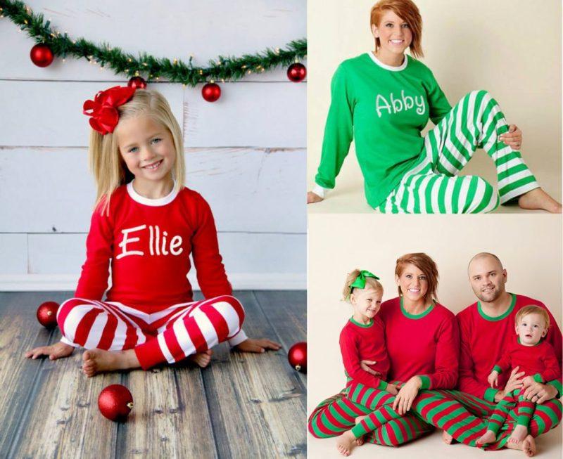 Large Of Elf On The Shelf Pajamas