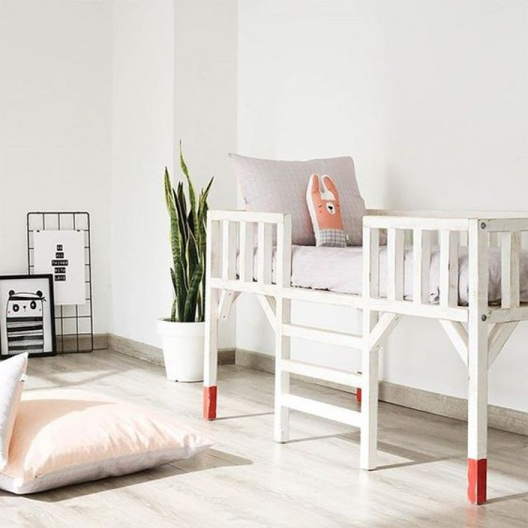 Ikea Bed Furniture Loft Beds | Mommo Design