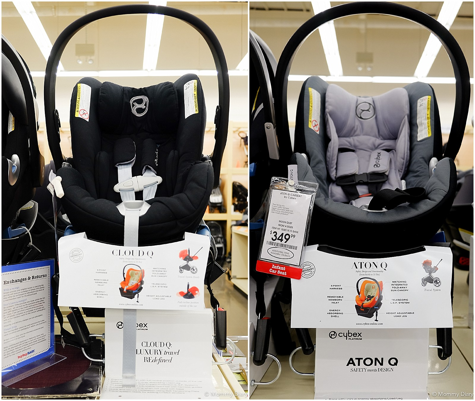 Baby Car Seat Test Finding The Best Carseat For Your Baby Mommy Diary