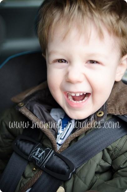 Cameron Smiling