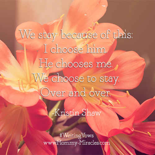 I Choose to Love Him | Kristin Shaw