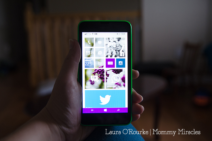 Nokia Lumia 635 Review | Mommy Miracles