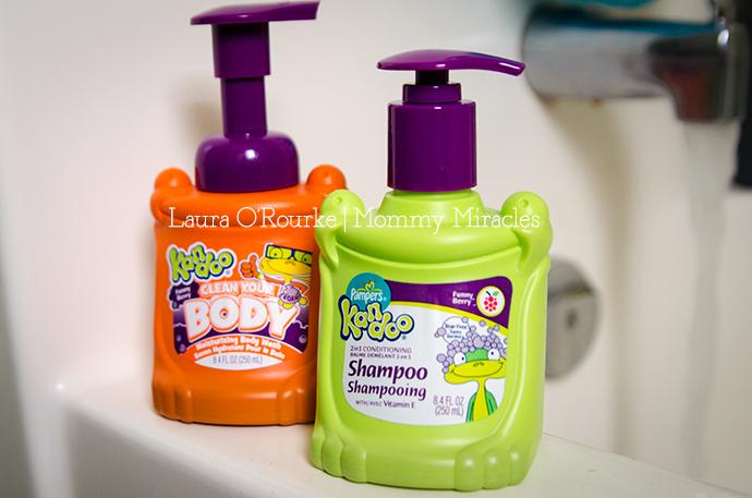 Kandoo Soap and Shampoo | Mommy Miracles