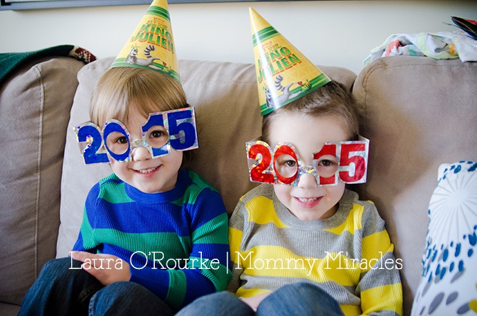New Year's Eve with Netflix | Mommy Miracles