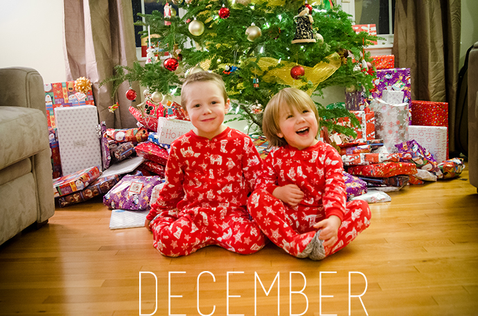 2014 in 12 Photos | December | Mommy Miracles