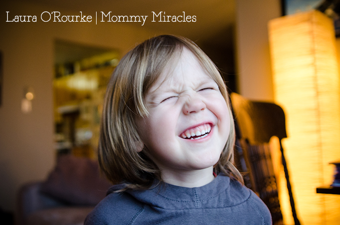 Love Letter to a 3 Year Old | Mommy Miracles