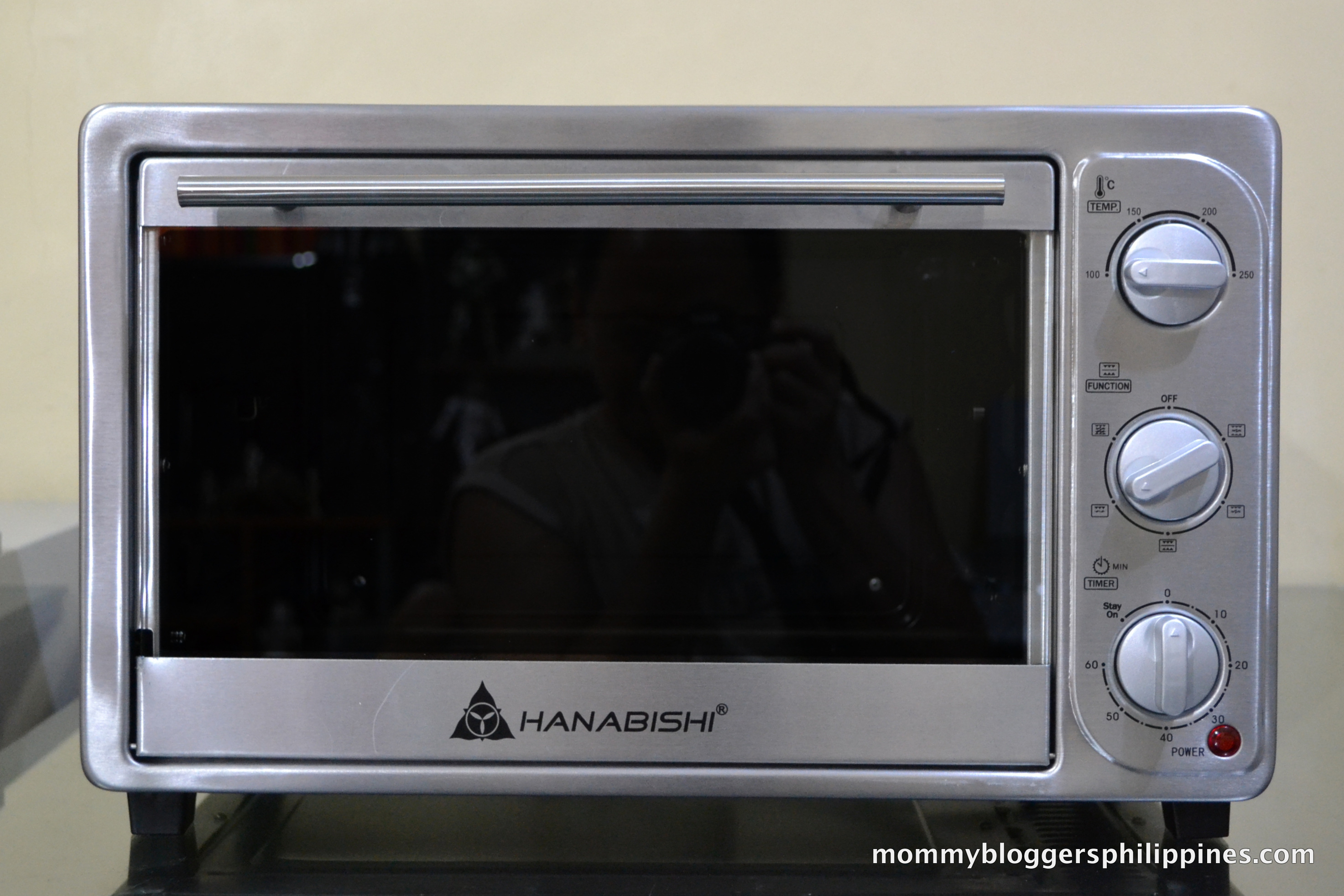 Countertop Oven Philippines Hanabishi Stainless Steel Electric Oven A User And