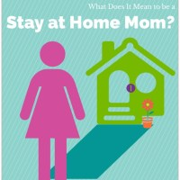 What Does It Mean to Be a Stay at Home Mom? #Parenting
