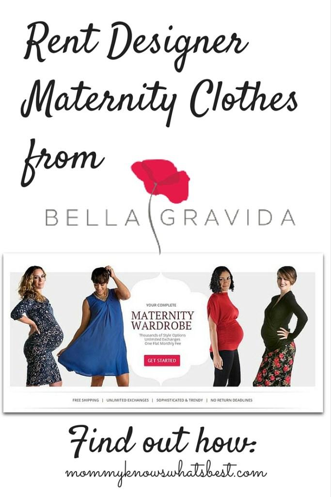 Rent Designer Maternity Clothes