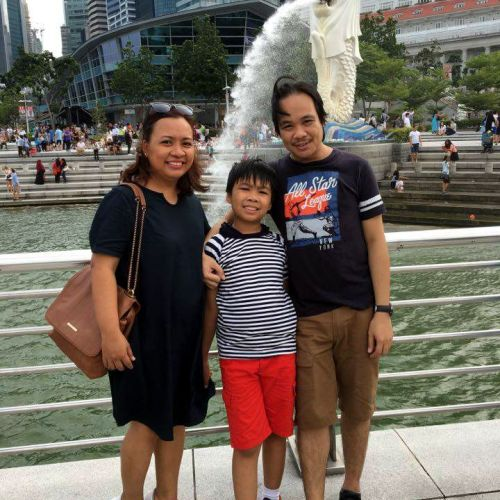 Day1: Trip to Suntec City Mall, Marina Bay Sands, Gardens By The Bay and Stadium