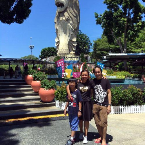 Day2: Trip to Universal Studios Singapore