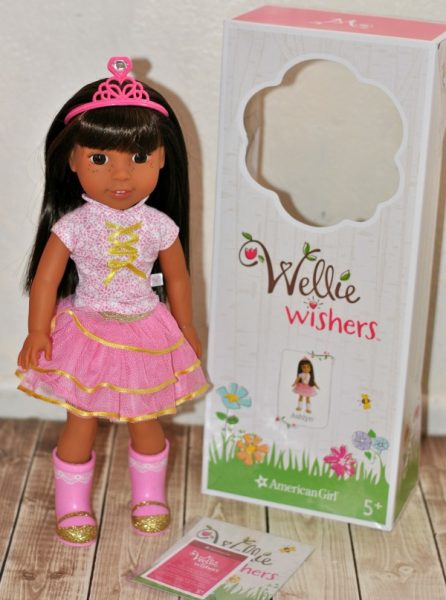 American Girl WellieWishers Doll and Accessories MommyMandy l