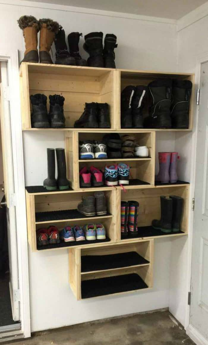 Diy Storage Ideas For Back To School Mommy Moment