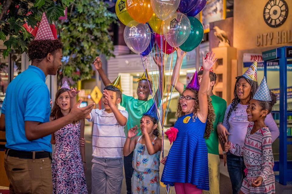 Best Spots to Host a Kid\u0027s Indoor Birthday Party in Houston