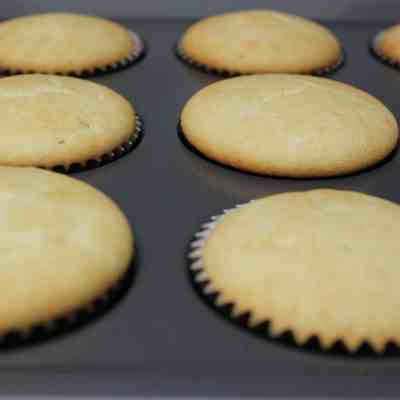 Easy Cupcakes Batter