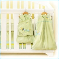 Halo Sleep Sack Crib Set Giveaway