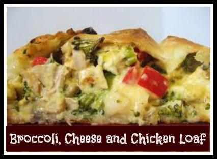 broccoli, cheese and chicken casserole #recipe