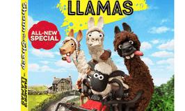 shaun the sheep the farmers llamas