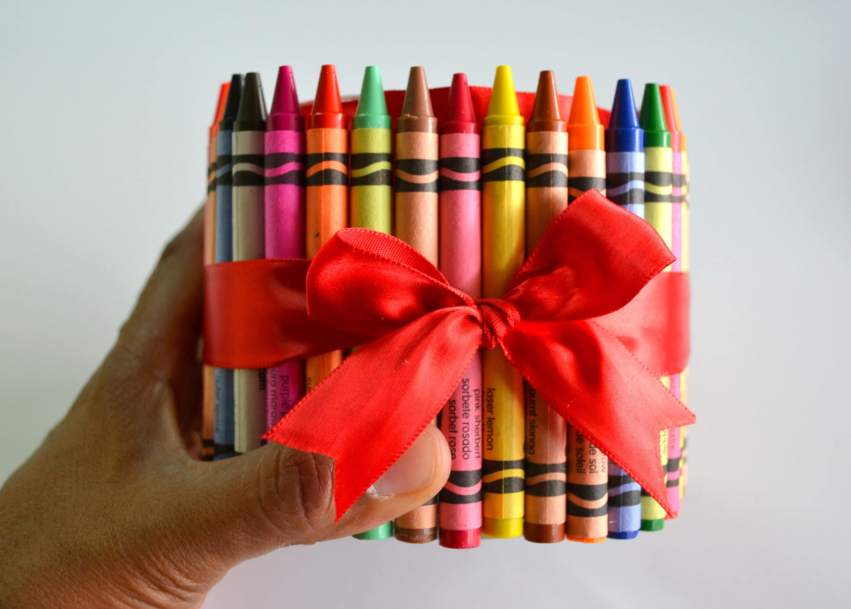 Homemade Pencil Holders Last Minute Gift Ideas For Teacher Appreciation Week