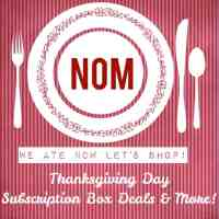Thanksgiving Day Pre-Black Friday Deals & Sales Roundup