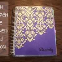 Erin Condren Life Planner Review + Coupon