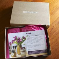 March 2014 Birchbox Review