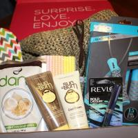 July 2014 Popsugar Must Have Box Review + Coupon Code + Giveaway! #musthavebox