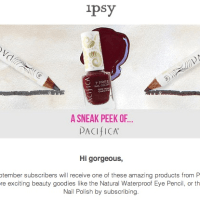 Ipsy September 2014 Spoilers - Updated!