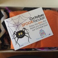 October 2014 The Boodle Box Review -Tween Subscription Box
