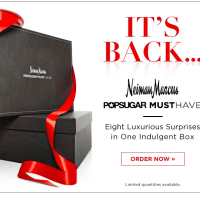 Popsugar Must Have Box - Neiman Marcus is BACK!!!