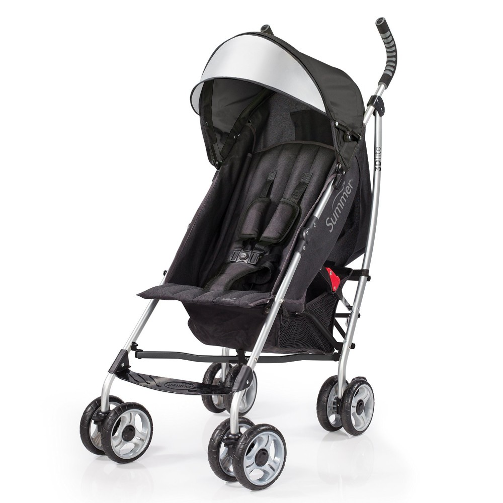 Double Stroller Under $50 Summer Infant 2015 3d Lite Convenience Stroller Review