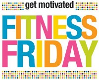 Fitness Friday: See how much I weigh and how many pounds I plan to lose!