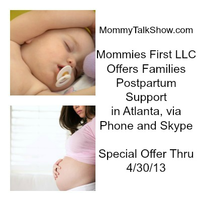 atlanta doula, Atlanta postpartum doula, postpartum support