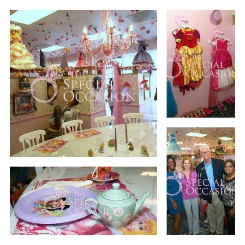 Olivia S Dollhouse Tea Room