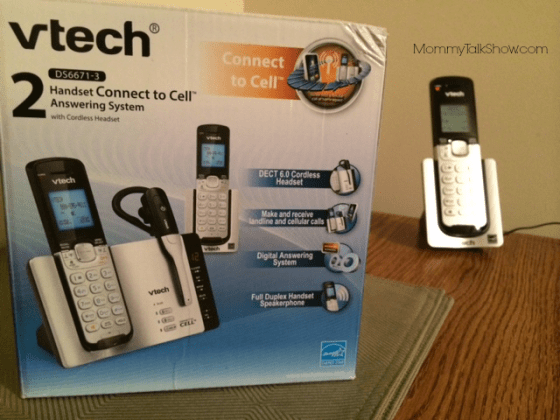 [VIDEO] VTech DECT 6.0 Cordless Phone Review