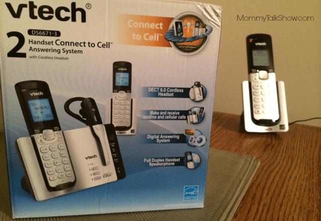 [VIDEO] VTech DECT 6.0 Cordless Phone Review