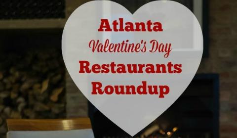 Atlanta Valentine's Day Restaurants Round-Up